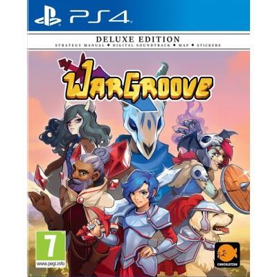 Foto van Wargroove Deluxe Edition PS4