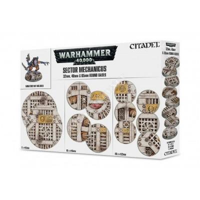 Sector Mechanicus Industrial Bases WARHAMMER 40K