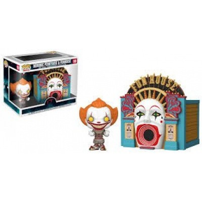 Pop! Town: IT Chapter 2 - Demonic Pennywise with Funhouse FUNKO