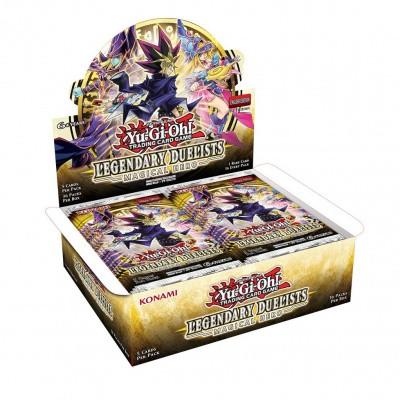 Foto van TCG Yu-Gi-Oh! Magical Hero Legendary Duelists Booster Box YU-GI-OH