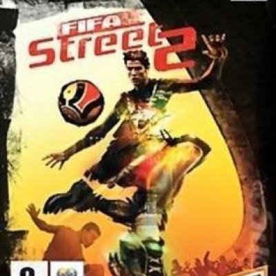 Fifa Street 2 Nintendo GameCube