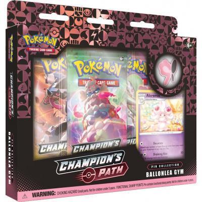 TCG Pokémon Champion's Path Pin Collection - Ballonlea Gym POKEMON
