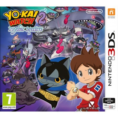 Yo-Kai Watch 2: Droomfantomen 3DS