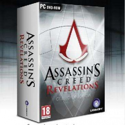 Foto van Assassin's Creed Revelations Collector Edition PC