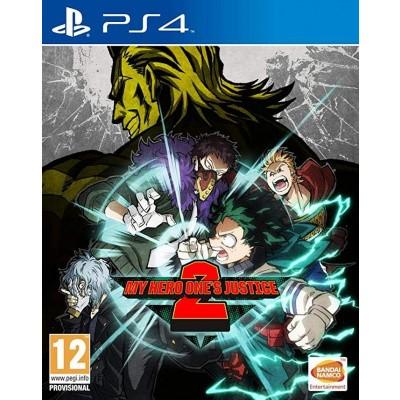 Foto van My Hero One's Justice 2 PS4