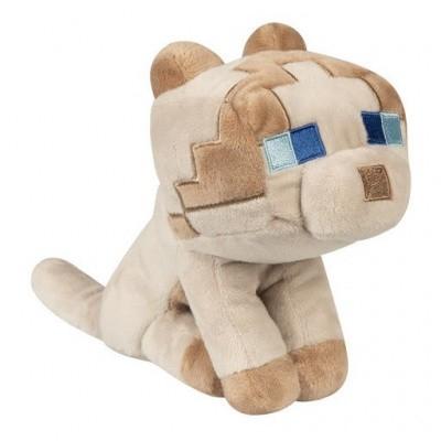 Foto van Minecraft: Happy Explorer - Ragdoll Cat Pluche PLUCHES