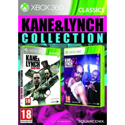 Kane & Lynch Collection (1 & 2) XBOX 360