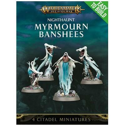 Foto van Easy To Build: Myrmourn Banshees Warhammer Age of Sigmar