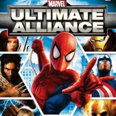 Foto van Ultimate Alliance Marvel XBOX 360