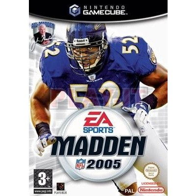 Madden 2005 Nintendo GameCube