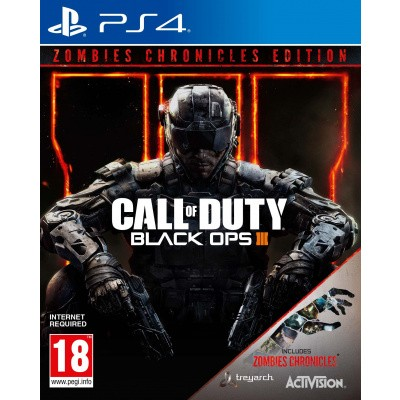 Foto van Call Of Duty Black Ops 3 Zombies Chronicles Edition PS4