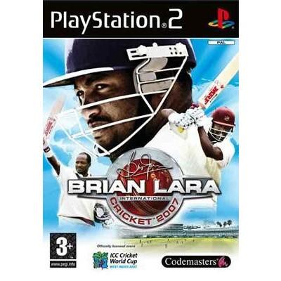 Brian Lara International Cricket 2007 PS2