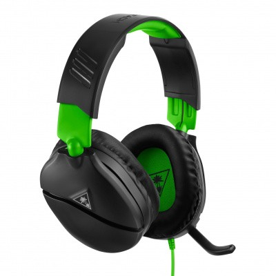 Foto van Turtle Beach Ear Force Recon 70X Gaming Headset (Zwart)(Xbox One/Xbox One X) XBOX ONE