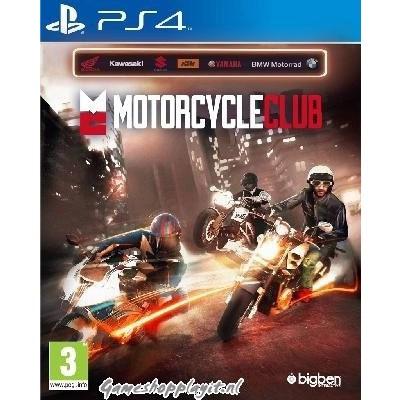 Foto van Motorcycle Club PS4