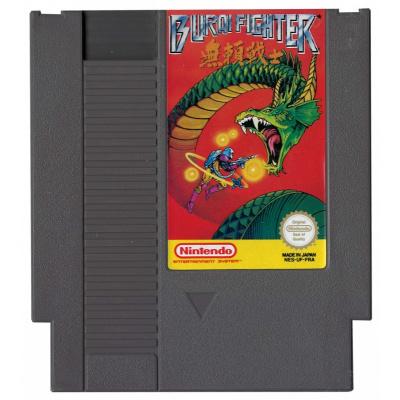 Foto van Burai Fighter (Losse Cassette) NES