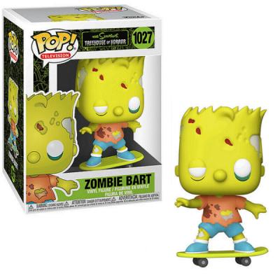 Foto van Pop! Television: The Simpsons - Zombie Bart FUNKO