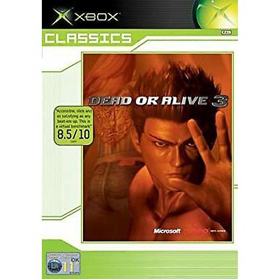 Foto van Dead Or Alive 3 (Classics) XBOX