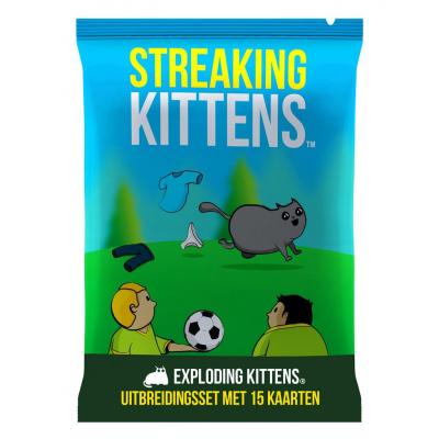 Streaking Kittens Expansion NL BORDSPELLEN