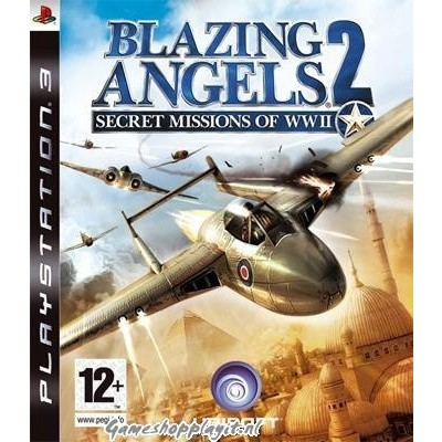 Blazing Angels 2 Secret Missions Of Wwii PS3