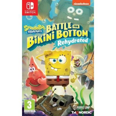 Foto van Spongebob Squarepants: Battle for Bikini Bottom Rehydrated Switch