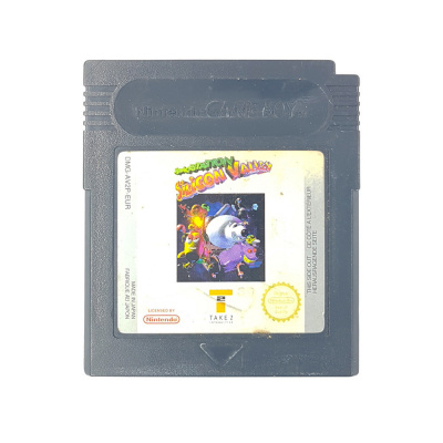Foto van Spacestation Silicon Valley (Cartridge Only) GAMEBOY