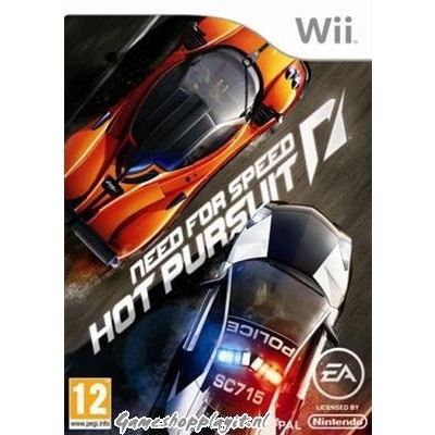 Need For Speed: Hot Pursuit WII
