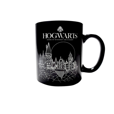 Foto van Harry Potter: Hogwarts Heat Change Mug MERCHANDISE