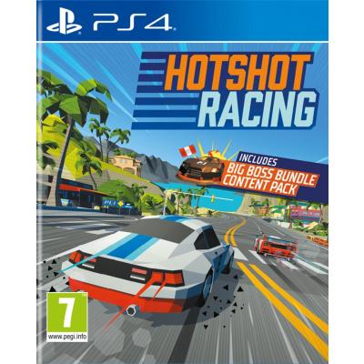 Foto van Hotshot Racing PS4