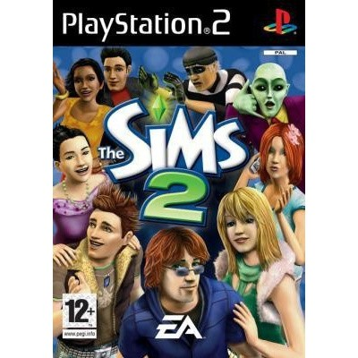 De Sims 2 PS2