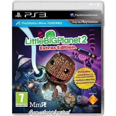 Little Big Planet 2 Extras Edition PS3