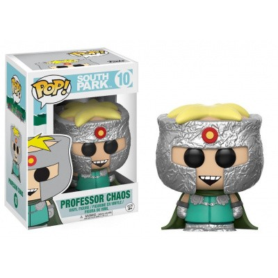 Foto van Pop! Vinyl: South Park - Professor Chaos FUNKO