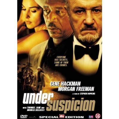 Foto van Under Suspicion DVD MOVIE