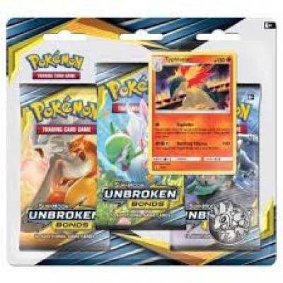 TCG Booster Packs Pokemon Sun & Moon Unbroken Bonds - Typhlosion POKEMON