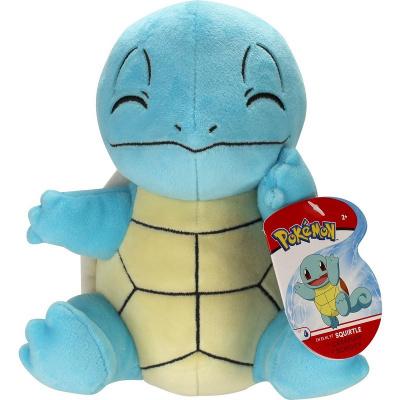 Pokémon smiling Squirtle Pluche 20cm PLUCHE