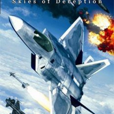 Foto van Ace Combat X Skies Of Deception PSP