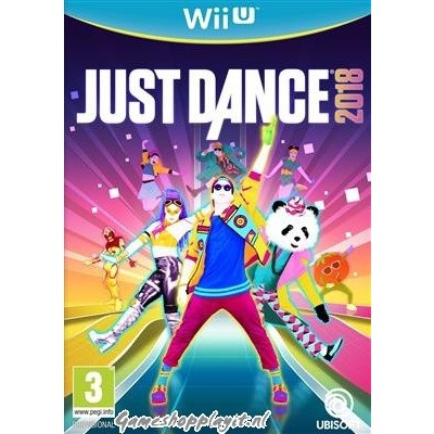 Foto van Just Dance 2018 WII U