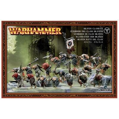 Foto van Clan Verminus Clanrats Warhammer Age of Sigmar