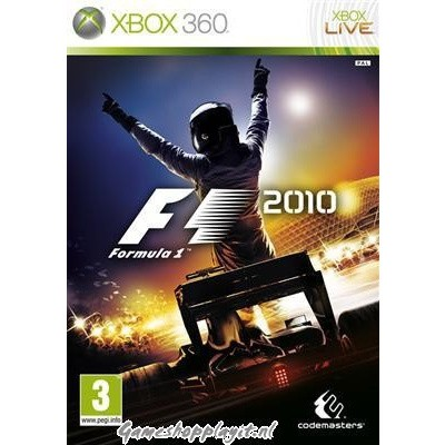 Foto van F1 2010 XBOX 360