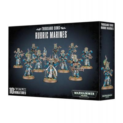 Thousand Sons Rubric Marines WARHAMMER 40K