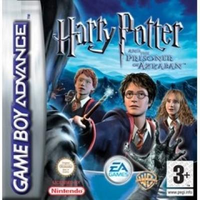 Foto van Harry Potter En De Gevangene Van Azkaban GBA