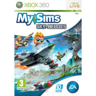 My Sims Sky Heroes XBOX 360
