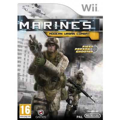 Marines Modern Urban Combat WII