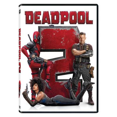 Foto van Deadpool 2 DVD
