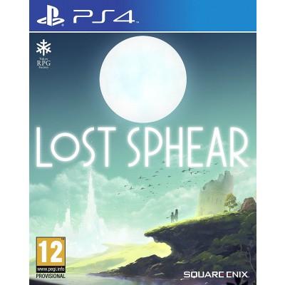 Foto van Lost Sphear PS4