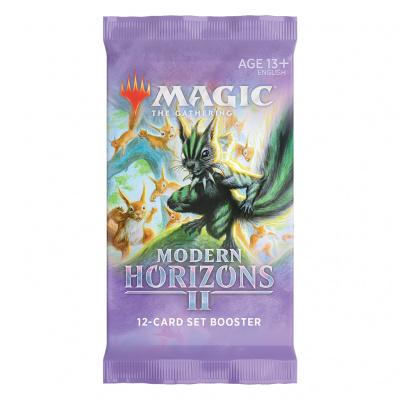 Foto van TCG Magic The Gathering Modern Horizons 2 Set Booster Pack MAGIC THE GATHERING