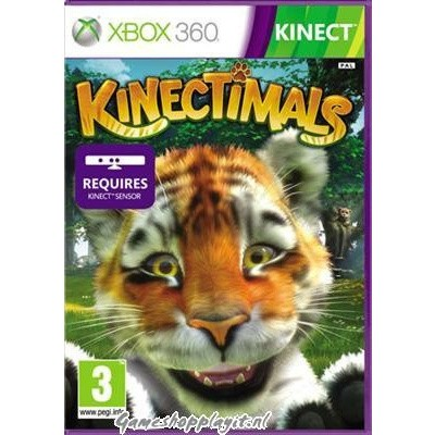 Kinectimals (Kinect Requires) XBOX 360