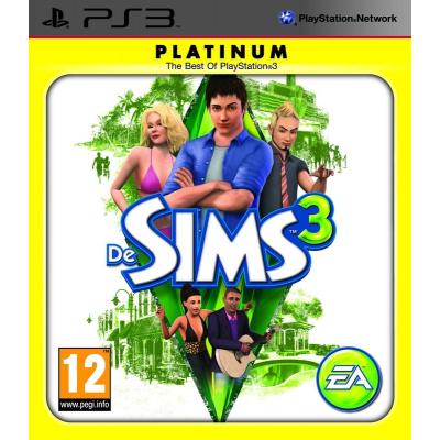Foto van De Sims 3 (Platinum) PS3