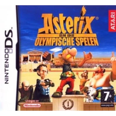 Foto van Asterix En De Olympische Spelen (Losse Game) NDS