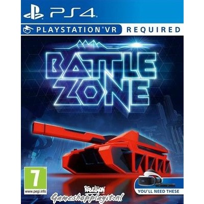 Foto van Battlezone (VR) PS4