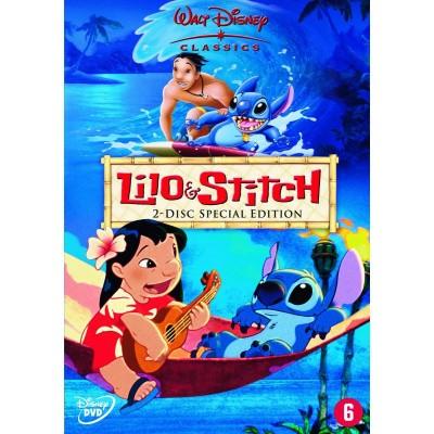 Foto van Lilo & Stitch Special Edition DVD MOVIE
